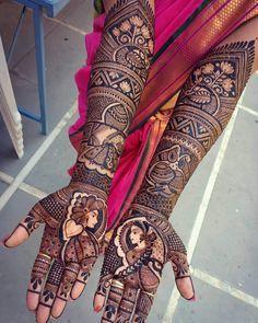 Mehndi Designs Bridal Hands, Wedding Henna Designs, Engagement Mehndi Designs, Mehndi Designs 2018, Modern Mehndi Designs, Mehndi Designs For Girls, Mehandhi Designs, Rajasthani Mehndi Designs, Dulhan Mehndi Designs