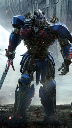 Optimus Prime Wallpaper #optimusprime Transformers Decepticons, Optimus Prime Transformers, Transformers Bumblebee, Witcher Wallpaper, Super Anime, Last Knights, Movie Wallpapers, Iphone Wallpapers, Iphone Backgrounds