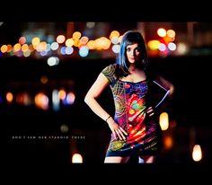 All sizes | Apr, 12th (4/4) - Bonus Track ;) | Flickr - Photo Sharing! Urban Fashion Photography, School Photography, Girl Senior Pictures, Senior Girls, Fashion Shoot, Editorial Fashion, Mini Session Themes, Night Portrait, Urban Graffiti