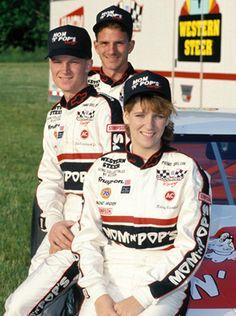 Kerry, Dale, Jr. and Kelley Earnhardt