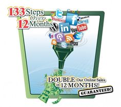Free video series shows how to double your sales in 12 months guaranteed!