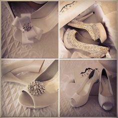 Sapatos Dimaria Noivas facebook.com/DimariaNoivas