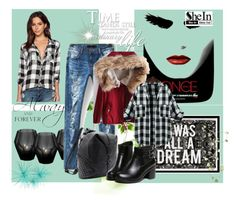"""""""She In"""" by jasminka-m ❤ liked on Polyvore featuring Once Upon a Time, Oliver Gal Artist Co. and Eichholtz"""