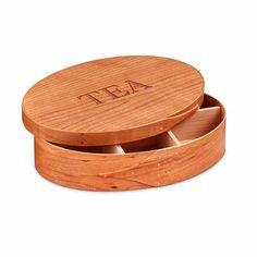 Shaker Tea Box. Chilton Furniture, Freeport, ME, 888 510 6300