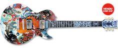 Guitare custom the-last-day
