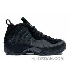 innovative design 857d0 fef93 Nike Air Foamposite One All Black 314996-001 WmJpT