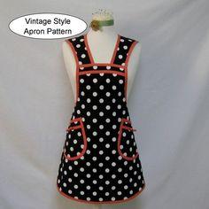 apron pattern $15