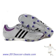 online store be03f 7a013 Cheap adidas adipure 11Pro XTRX FG white purple black boot For Wholesale  Mens Soccer Cleats,