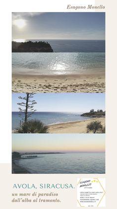 un mare di paradiso dall'alba al tramonto Alba, Beach, Water, Outdoor, La Luna, Gripe Water, Outdoors, The Beach, Beaches