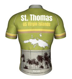 Caribbean Islands Collection Cycling Jerseys, Cycling Outfit, Apparel Design, Jersey Shorts, Bibs, Islands, Caribbean, Christmas Sweaters, First Love
