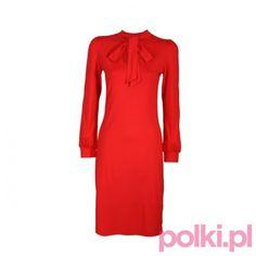 Sukienka na Walentynki Bonprix #polkipl