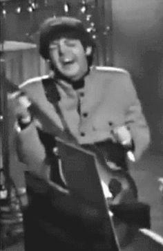 Cute Paul McCartney.