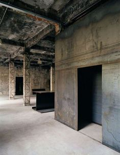 The warehouse 17c in Madrid, Spain by Arturo Franco Office