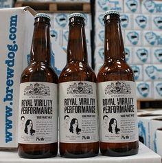 Brew dog viagra beer!