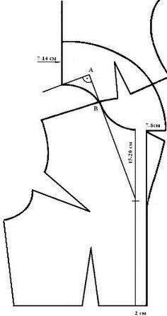 Читать работу online по теме: Построение воротников. ВУЗ: КНИТУ. Предмет: [НЕСОРТИРОВАННОЕ]. Размер: 548.35 Кб.