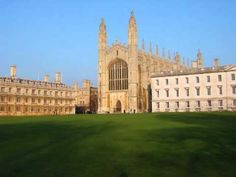 King's College Cambridge Psalm 67 God be merciful unto us and bless us (Chant: Bairstow) .