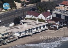 """Ryan Murphy has listed his Malibu beach home for 6,995,000 Dollar. The creator of """"Glee"""", """"American Horror Story"""" and """"Nip/Tuck"""" bought this 2,095 square feet, 3 bedrooms, 3.5 bathroom home in June 2011 for $6,562,500 from Charlize Theron.    This is private property, do not trespass!"""
