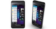 BlackBerry Q10 och Z10