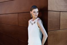 Liquid Gold Liquid Gold, White Dress, Feminine, Couture, Celebrities, Collection, Dresses, Style, Fashion