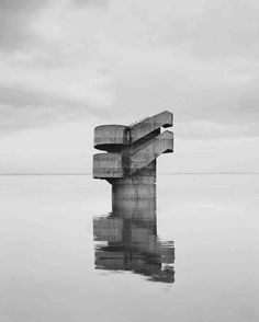"""Noemie Goudal's """"Observatoires"""" at the Armory Show - The New Yorker"""