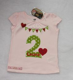 Geburtstags-Shirt von Suehse-Welt auf DaWanda.com
