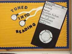 Reading board I did for my Mom's classroom!!