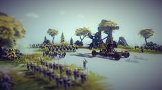 Besiege's building-destruction sim gets multiplayer and level editor - http://www.newsandroid.info/2017/04/08/besieges-building-destruction-sim-gets-multiplayer-and-level-editor/
