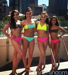 Kendall, Kalani, Maddie and Mackenzie :)
