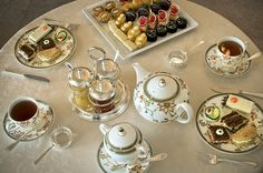 Afternoon tea hosts approximately 10,000 reservations per year.