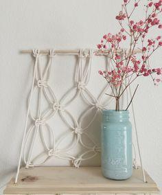 Image of Macrame Shelf