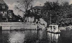 pontje stadsziekenhuis 1950
