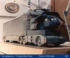 trucks from tv shows Chevrolet Corvette, Corvette Cabrio, Kenworth Trucks, Pickup Trucks, Old Trucks, Ferrari 348, Rc Tank, Porsche 356, Colani Truck