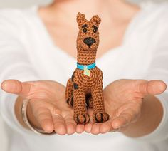 Buy Scooby Doo amigurumi pattern - AmigurumiPatterns.net