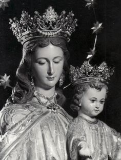 María Auxiliadora Our Lady Help of Christians in Seville, Spain.