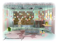 Patricia Nursery by Jomsims - Sims 3 Downloads CC Caboodle