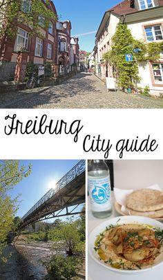 Freiburg im Breisgau, City & Veggie Guide (Die schönsten Viertel und die besten vegetarischen und veganen Restaurants und Cafes)