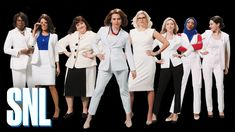 females of snl - Yahoo Image Search Results Aidy Bryant, Snl Saturday Night Live, Leslie Jones, Fed Up, Kate Mckinnon, American English, New Start, Halsey, Humor