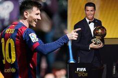 Bóng đá 24h - QBV 2016 sẽ thuộc về CR7 hay Messi