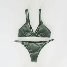 Feroz Bikini™ in Alga #olaferoz #swimwear