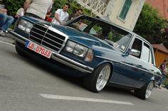 MB W123
