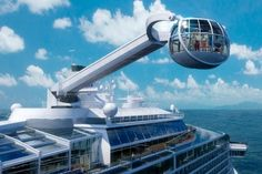 Royal Caribbean reveals new generation of Quantum class ships.