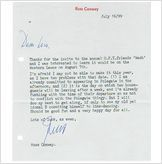 New Listing Started Russ Conway: Letter No.3 (Original 1999) £4.95
