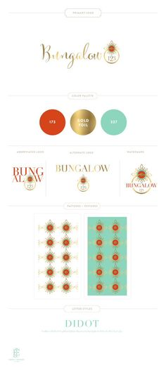 gorgeous branding from Emily McCarthy