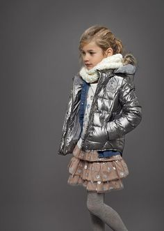 Mode enfant IKKS   Looks Hiver 2014   Vêtements fille