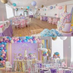 Good Morning--We will have open house today Brooklyn venue. 1st Birthday Party For Girls, Unicorn Themed Birthday Party, Girl Birthday Decorations, Birthday Party Themes, Birthday Ideas, Unicorn Baby Shower, Open House, Professional Audio, Bar Food
