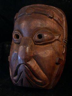 Ainu mask, Japan