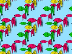 """""""pretty little fishes"""" by GleeFanAlwayss"""