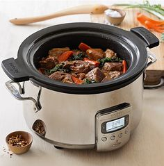 All clad slow cooker on sale so useful in the ktichen http rstyle