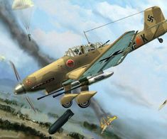 This thread is intended for 'Aviation Art' only. Paintings, Drawings, Water-colors and any other Mediums of Art. Please, no photographs. we have other threads available to post photos in. Ww2 Aircraft, Fighter Aircraft, Military Aircraft, Fighter Jets, Luftwaffe, Afrika Corps, Bomber Plane, Military Flights, War Thunder