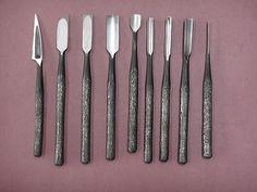 sculpture chisel - Tools - Pinterest